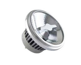 Lámpara Led Citizen 15W.220v.24° zocalo AR111 calido