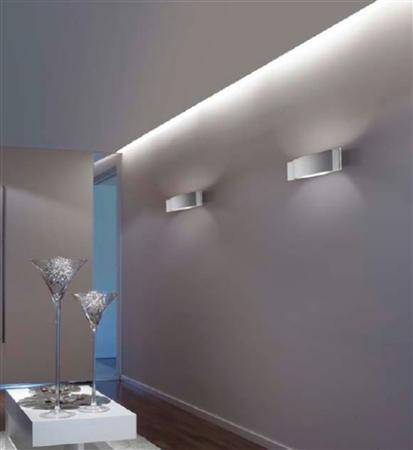 Iluminaci n para el living comedor griscandi - Iluminacion apliques de pared ...