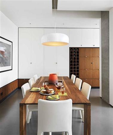 Iluminaci n para el living comedor griscandi - Iluminacion para cocina comedor ...