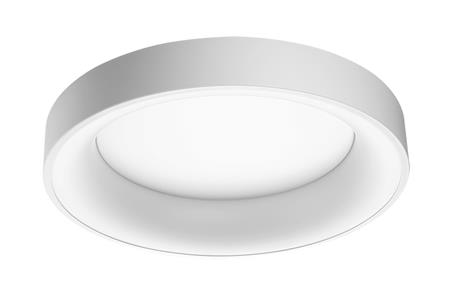 Bagel plafón de techo Ø450x100 mm.dimerizable Led 40w.3000k