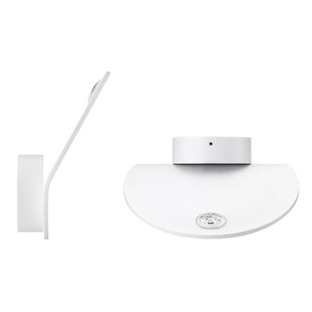 Spin R aplique de pared 6,2w.Led